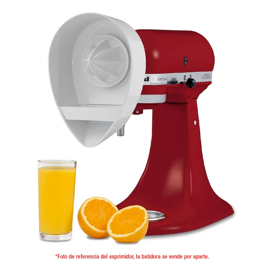 exprimidor de citricos kitchenaid je alkosto tienda online. Black Bedroom Furniture Sets. Home Design Ideas