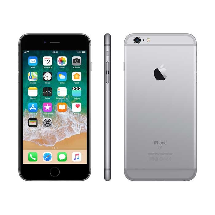 iphone 6 plus used iphone 6s plus 4g 32gb gris alkosto tienda 2566