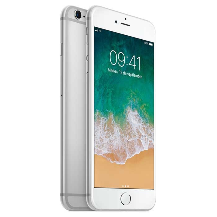 a4f26b58876 iPhone 6s Plus 4G 32GB Plata Alkosto Tienda Online