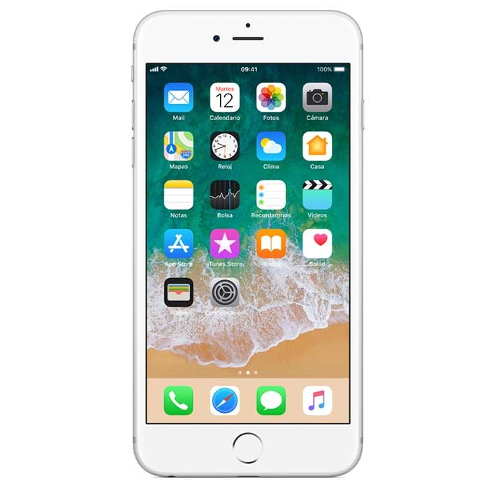 684607c4ea0 iPhone 6s Plus 4G 32GB Plata Alkosto Tienda Online