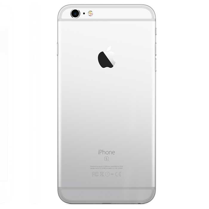 Iphone  Plus Plata Gb