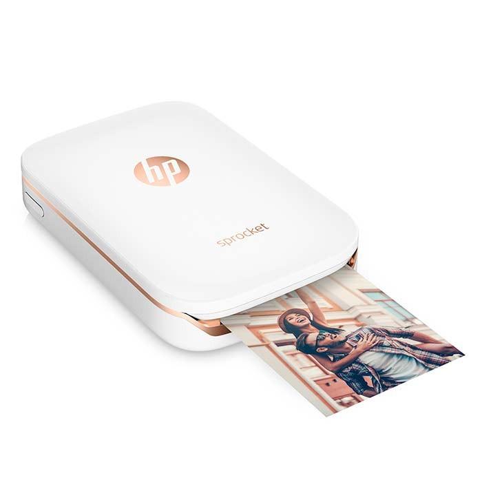 Impresora Hp Sprocket Blanca Alkosto Tienda Online