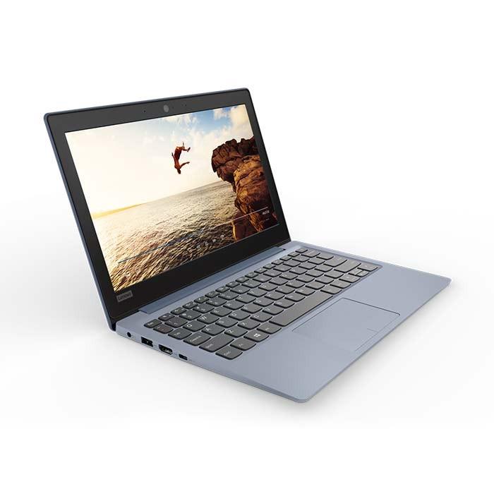 """Portátil LENOVO - 120s - Intel Celeron - 11.6"""" Pulgadas - Disco Duro 64Gb EMMC - Azul"""