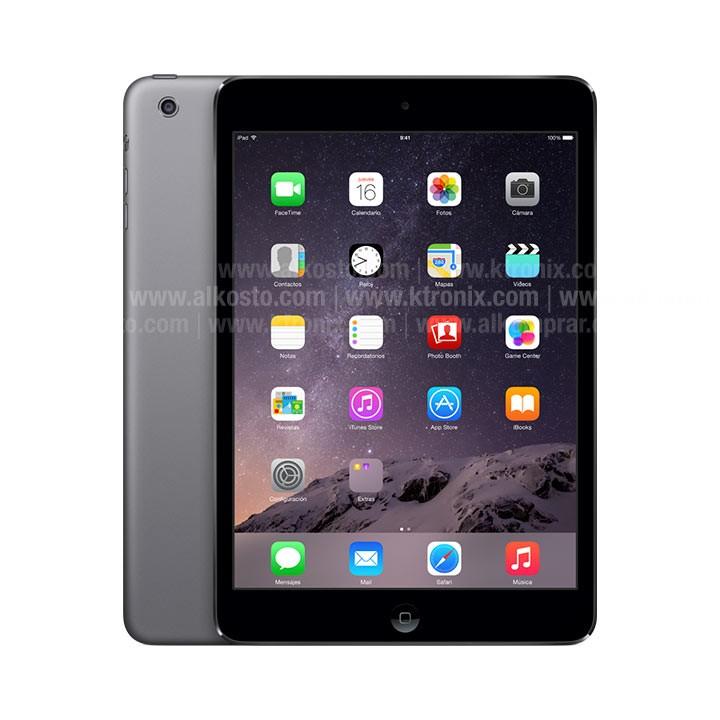 IPad Mini Retina Wifi 32GB Space Gray Alkosto Tienda Online