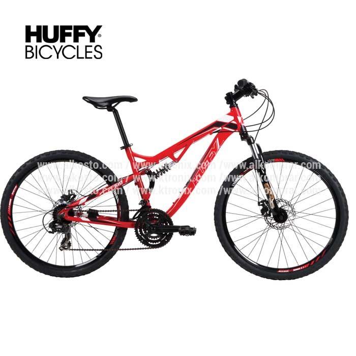 Bicicleta de montaña HUFFY de 26\