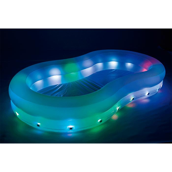 Piscina fluorecente bestway alkosto tienda online for Piscinas bestway catalogo