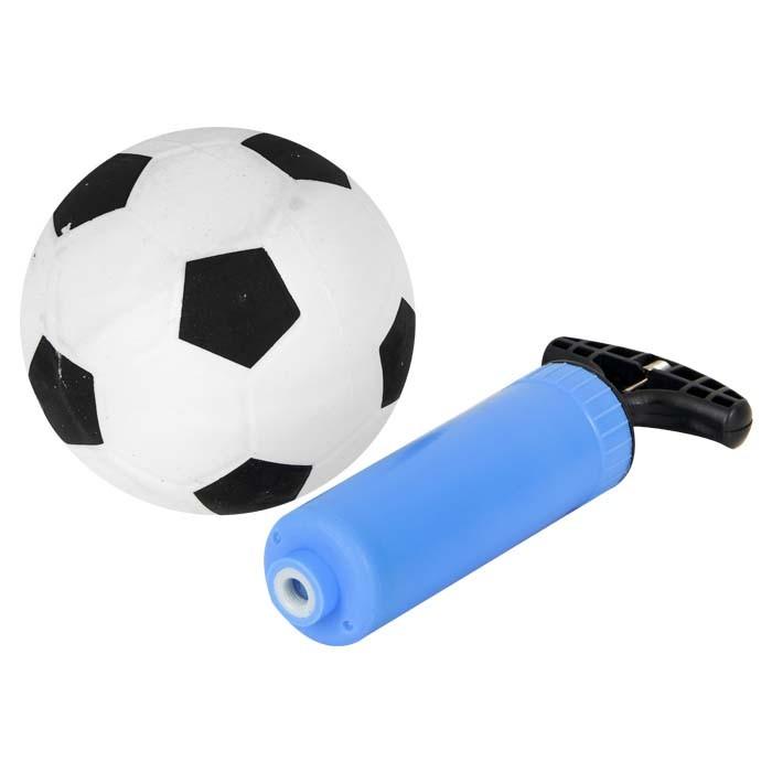Dos Arcos De Football Con Bola E Inflador Alkosto Tienda Online 1dd6d39da47a2