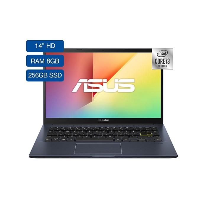 "Portátil ASUS VivoBook X413FA-BV594T  Intel Core i3 14"" Pulgadas 8GB RAM Disco Estado Sólido 256 GB Negro"