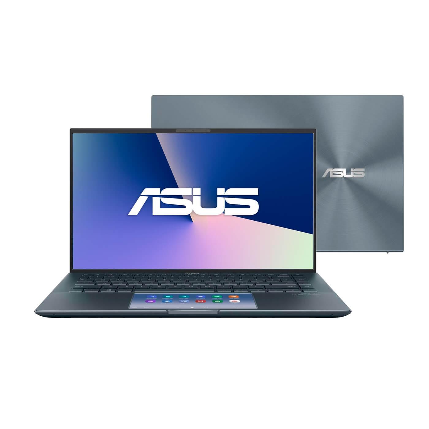"🦂 ASUS ZENBOOK UX435EG ⚡  lNTEL CORE I7 1165G7 - RAM DDR4 16GB - SSD 512GB- 14"" FHD - VIDEO 2GB MX450 - WINDOWS 10 - TOUCH - procesadores-intel-core-i7, portatiles-con-graficadora, linea-hogar, equipos-para-estudiantes, equipos-gamers, computadores-portatiles, computadores-con-graficadora, asys-computadores-asyscom - 4718017950893 001"