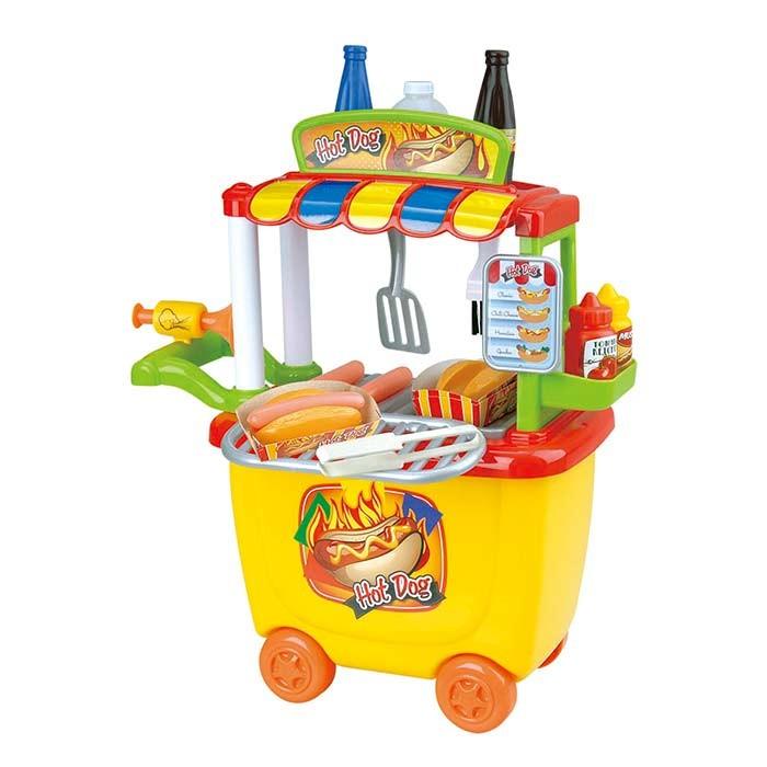 98cb55bc13 PLAYGO Carrito Para Hot Dogs Alkosto Tienda Online
