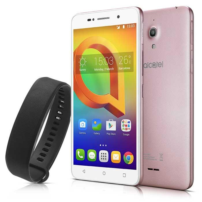b0c417a8dac Celular Libre ALCATEL A2XL 3G DS Rosado + Banda Alkosto Tienda Online