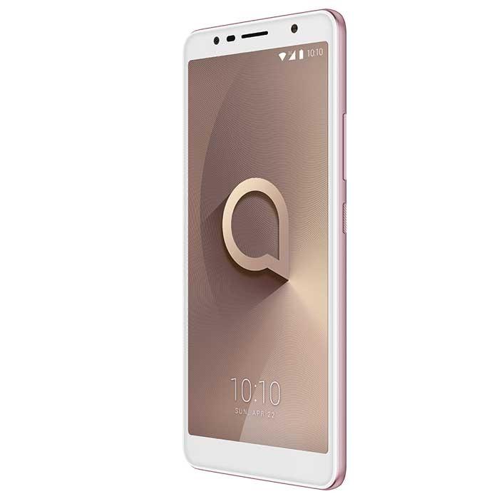 Celular libre ALCATEL 3C Blanco/Rosado DS 3G Alkosto Tienda Online