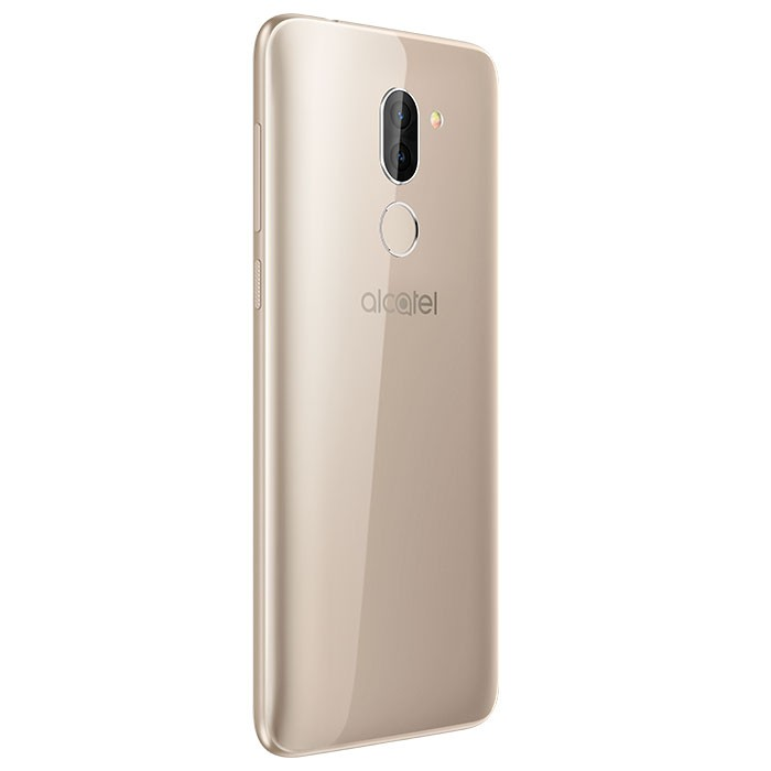 Celular ALCATEL 3X DS 4G Dorado Alkosto Tienda Online 88a9006ecba8