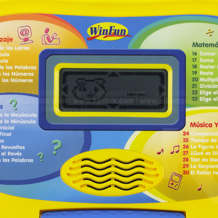 34a65dd70d Juguete Computadora Portátil Educativo Infantil Alkosto Tienda Online