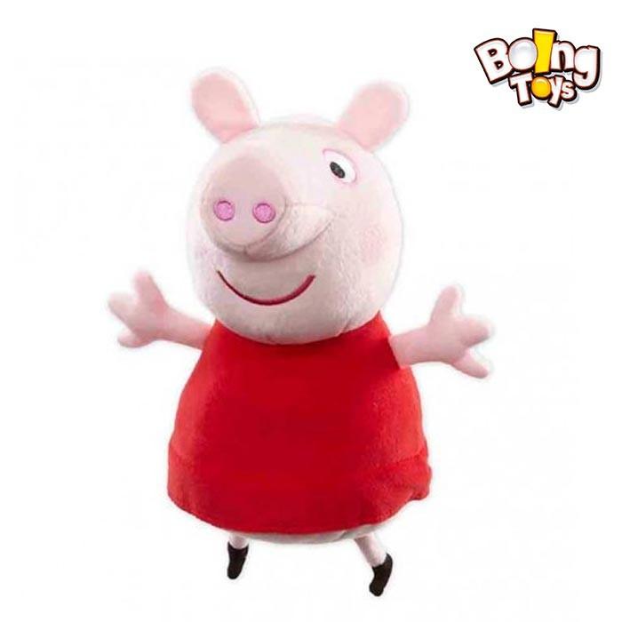 Sonido Risas Peppa Pig 10 Y Con Peluche Cosquillas Yg6Ibf7yv