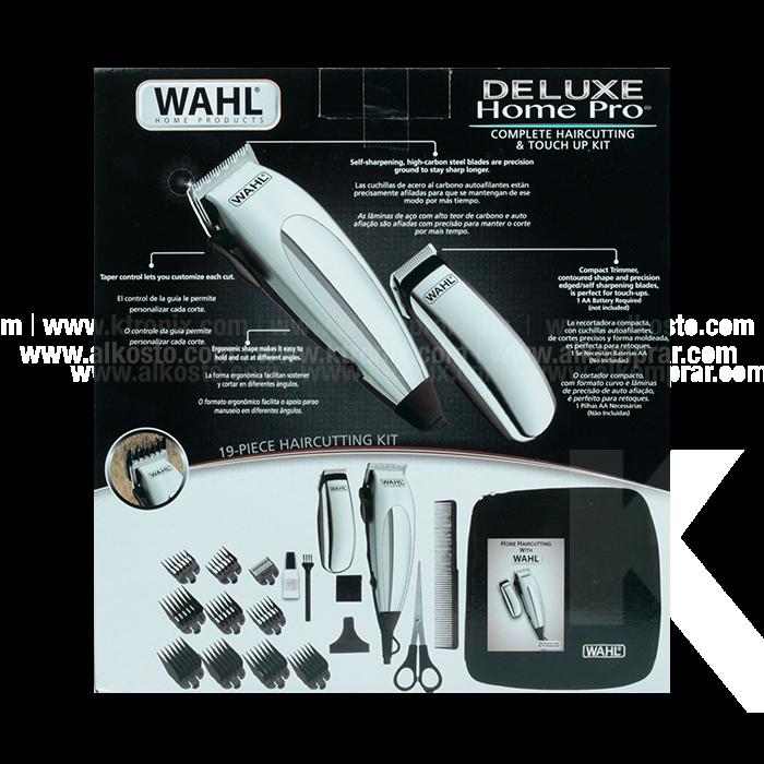 Kit WAHL 18 Piezas + Mini Cortador Alkosto Tienda Online 1c3cc1aa0fbd