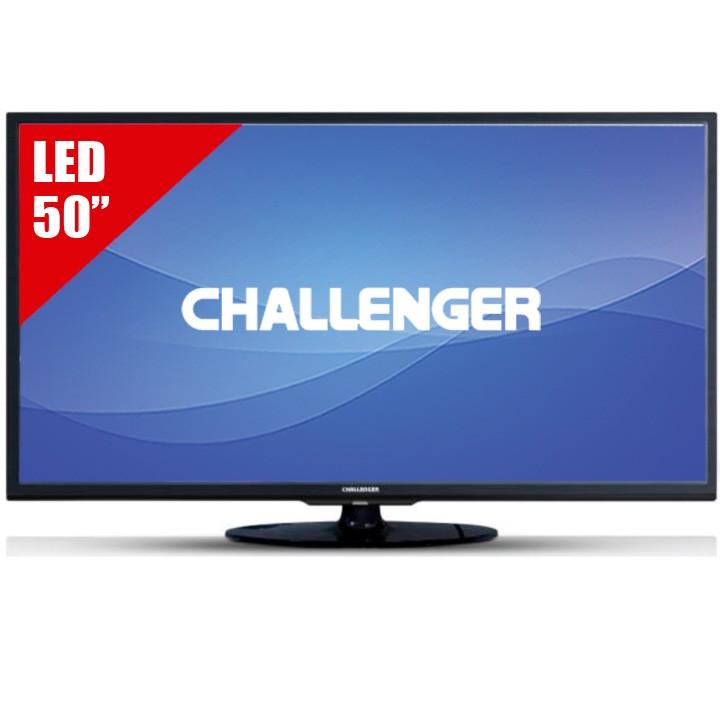 Tv 50 led challenger 50l31 fhd alkosto tienda online for Muebles para led 50 pulgadas