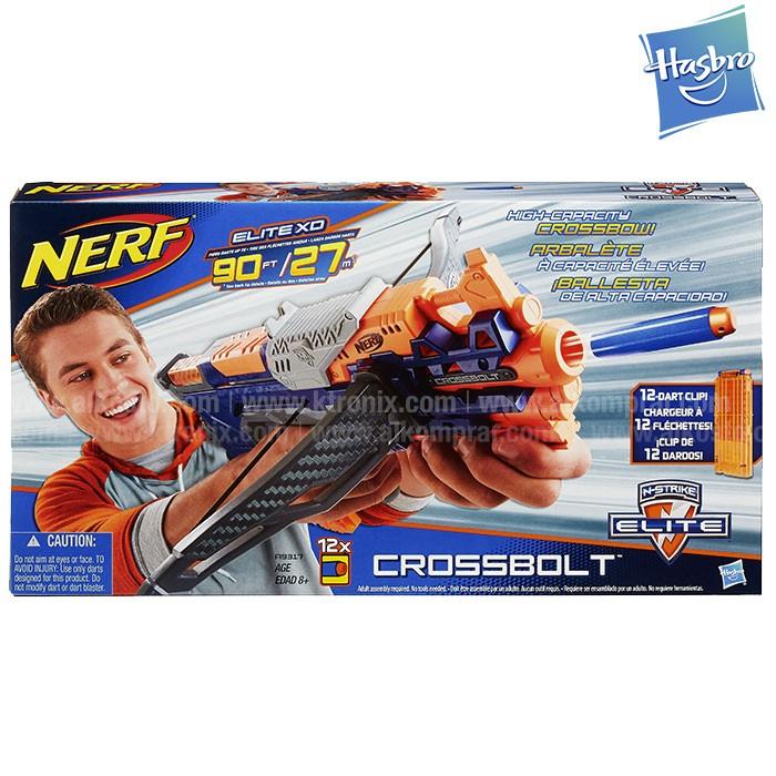 NERF Crossbolt A9317 Alkosto Tienda Online
