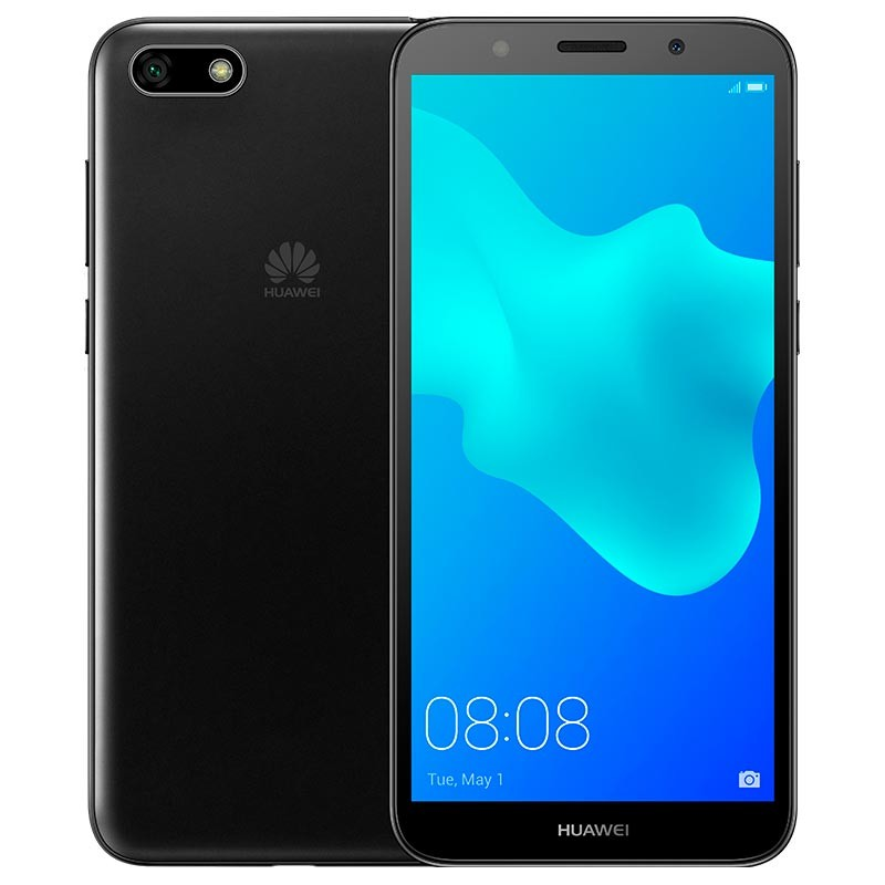 bfa49c61e2ca5 Celular Libre HUAWEI Y5 (2018) Negro DS 4G Alkosto Tienda Online