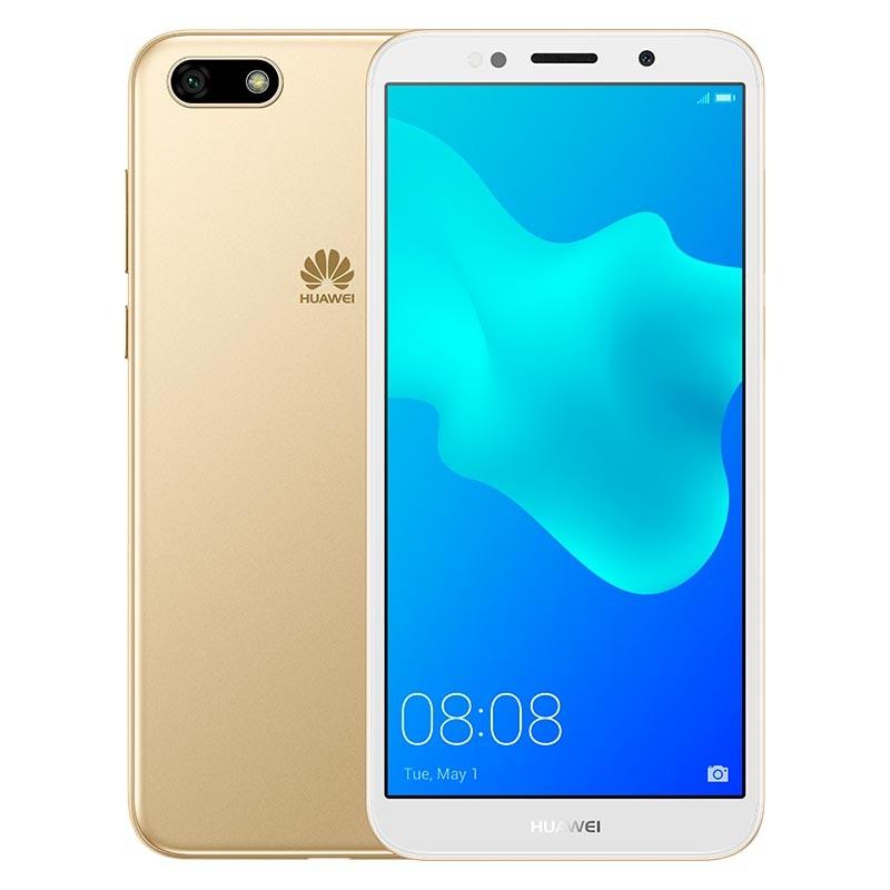 4ad8829169c Celular Libre HUAWEI Y5 (2018) Dorado DS 4G Alkosto Tienda Online