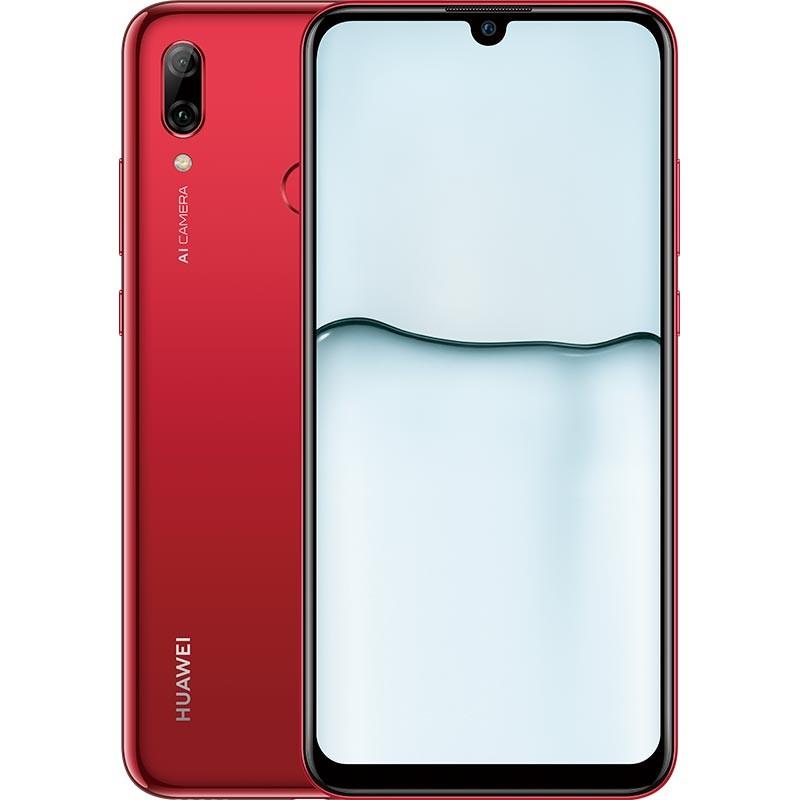 32e75fc8857 Celular HUAWEI Psmart 2019 DS 4G Rojo Alkosto Tienda Online