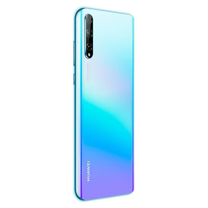 Celular HUAWEI Y8P 128GB Azul / Morado - Breathing Crystal