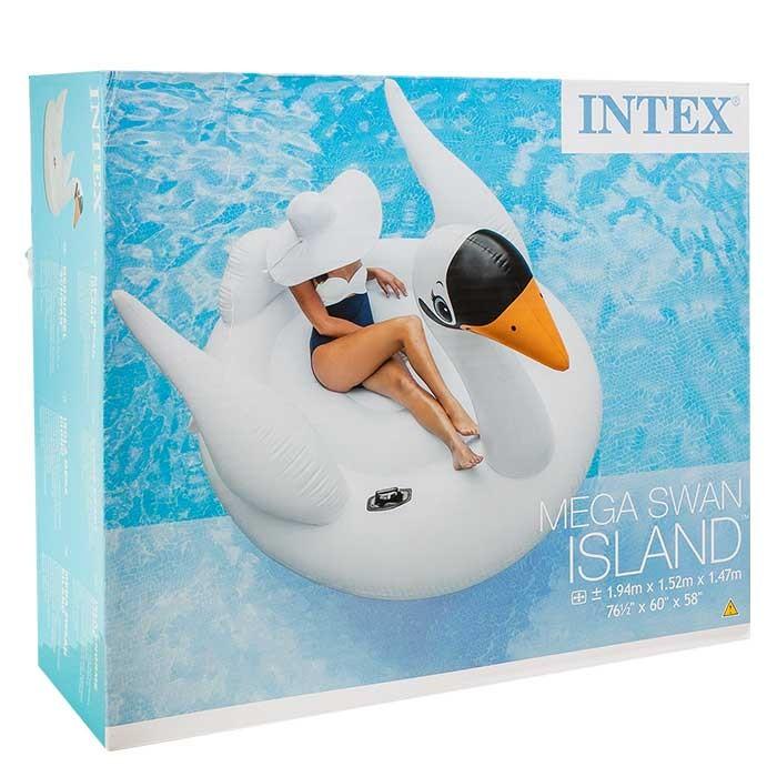 INTEX Flotador de Piscina Mega Alkosto Tienda Online