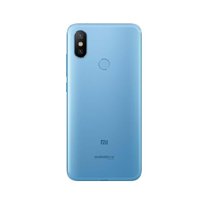 Celular Xiaomi Mi A2 Ds 4g Azul Alkosto Tienda Online