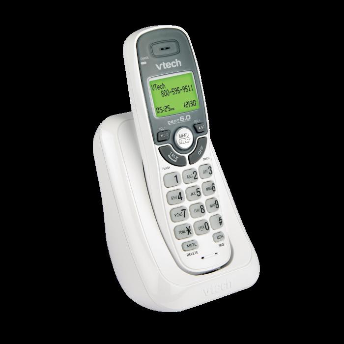 galleon vtech cs6114 dect 6 vtech cs6114 cordless phone with rh tech highcouncil eu VTech DECT 6.0 Manual in English VTech Phones Manuals DECT 6.0