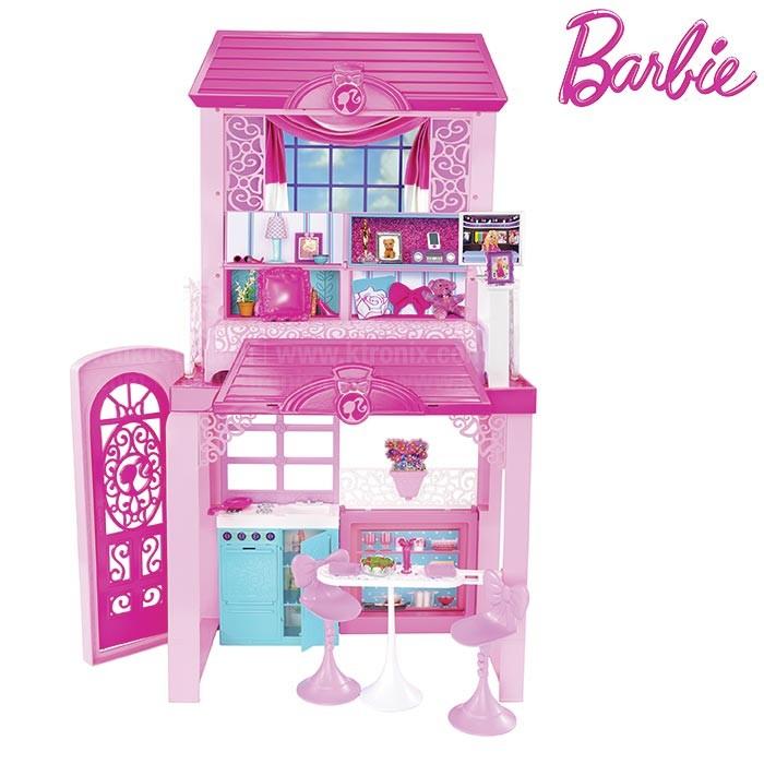 Barbie glam casa de vacaciones alkosto tienda online - Casa de barbie ...