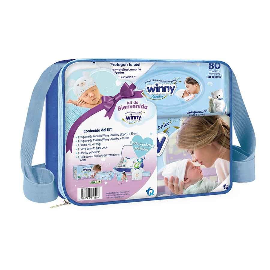 Paquetes Para Bebes Recien Nacidos.Estuche Winny Recien Nacido