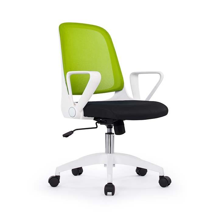 Silla oficina tukasa verde w 158b alkosto tienda online for Sillas para oficinas precios