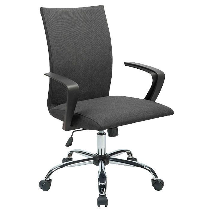 Silla de oficina tukasa negra w 157 alkosto tienda online for Silla para visitas oficina