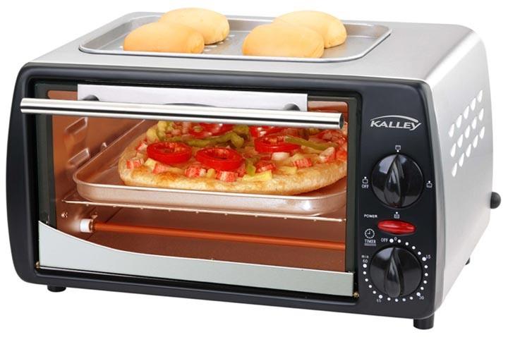 Horno tostador kalley kws 9sst alkosto tienda online for Hornos para empotrar precios