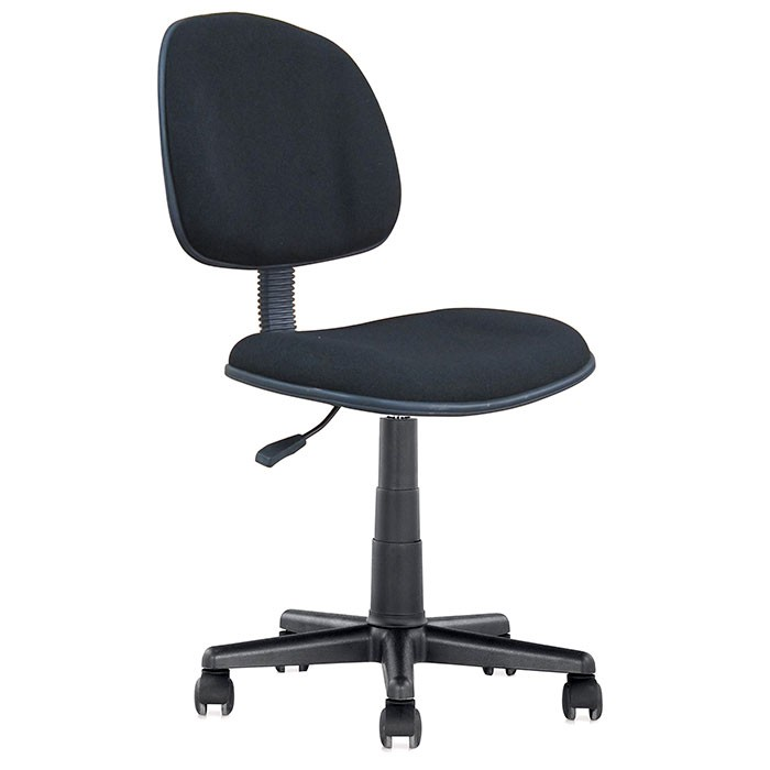 silla de oficina tukasa 8007 negra alkosto tienda online