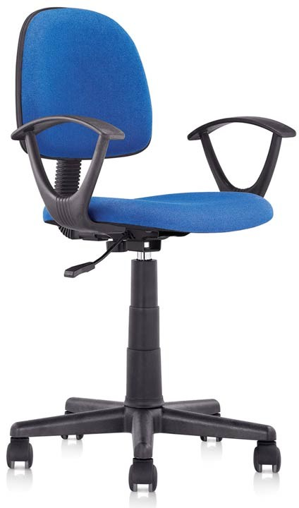 Silla de oficina tukasa azul 8006 alkosto tienda online for Sillas para oficina bogota
