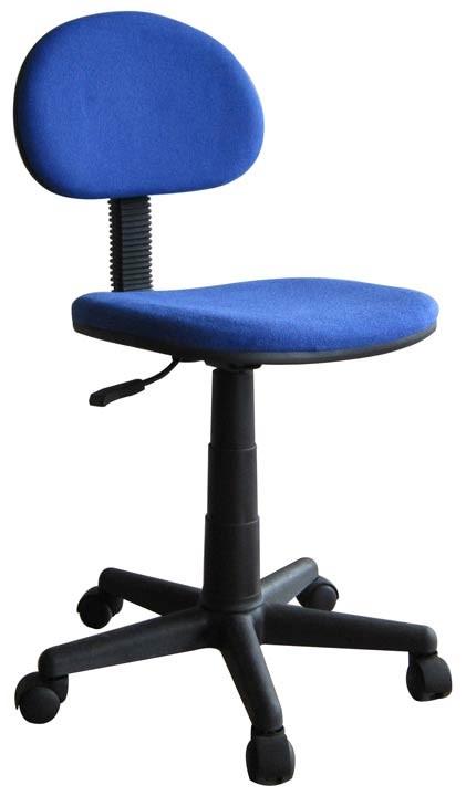 Silla de oficina tukasa azul 8003 alkosto tienda online for Sillas para oficina de madera