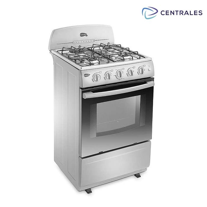 Estufa centrales ccc20 th50 ee spgn alkosto tienda online for Estufa con horno precio