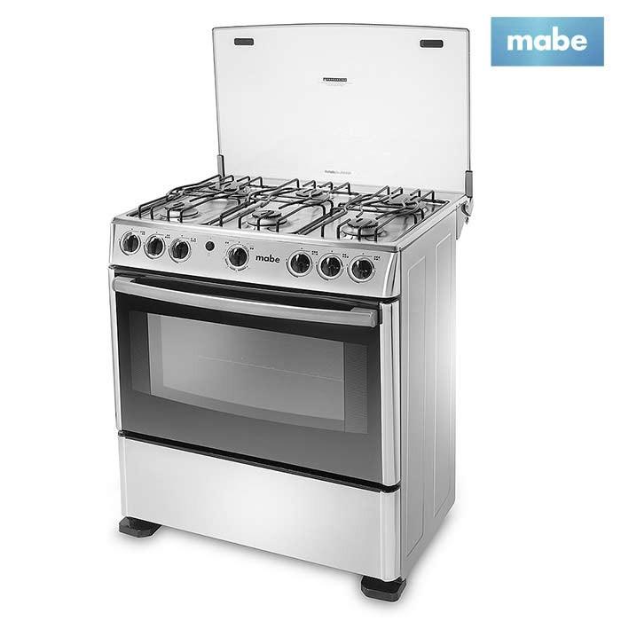 Estufa mabe 30 horno grill emc30ixx 4 alkosto tienda online - Estufa con horno ...