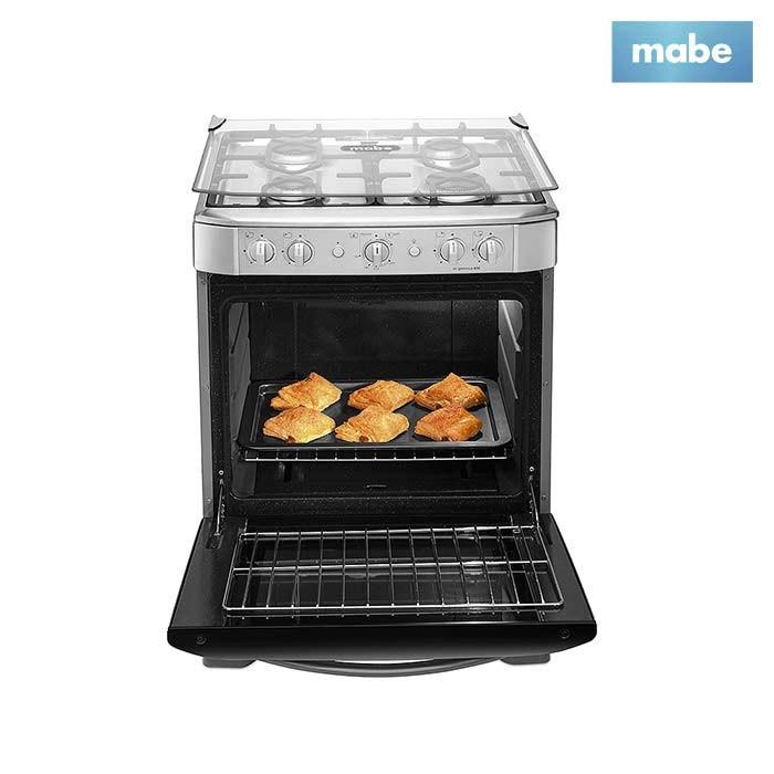 Estufa mabe 24 horno grill ingenious606cx4 alkosto tienda for Estufa pellets con horno