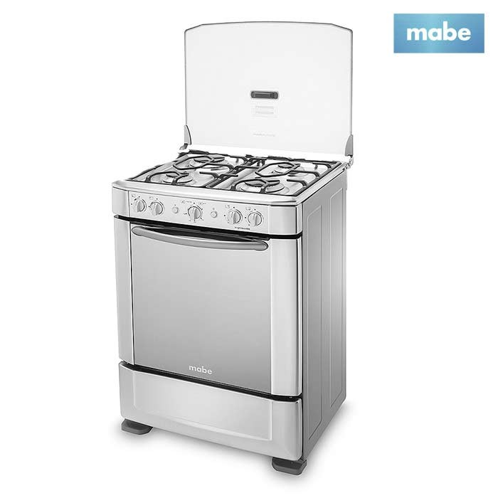 Estufa mabe 24 horno grill ingenious606cx4 alkosto tienda for Comida sin estufa