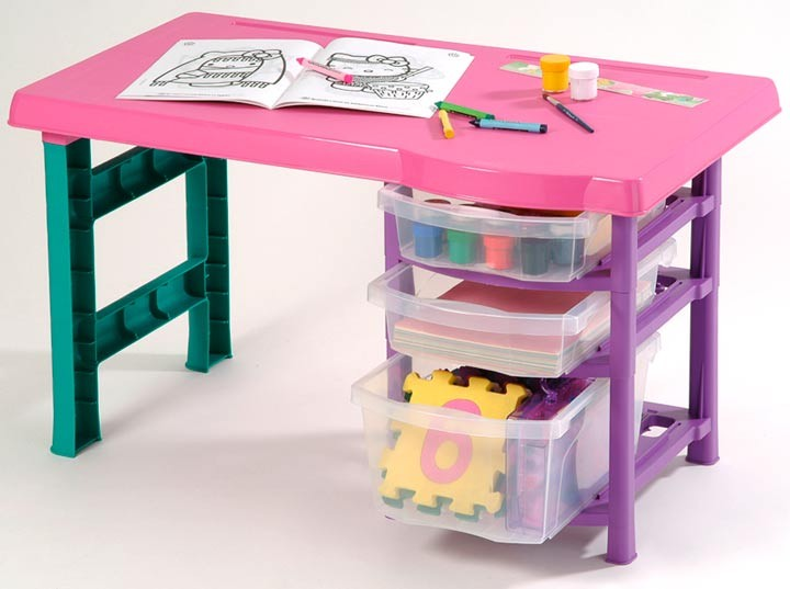 escritorio rimax infantil vanity