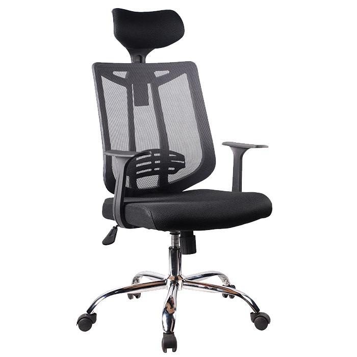Silla de oficina tukasa 5938 negra nsx alkosto tienda online for Sillas de oficina sodimac