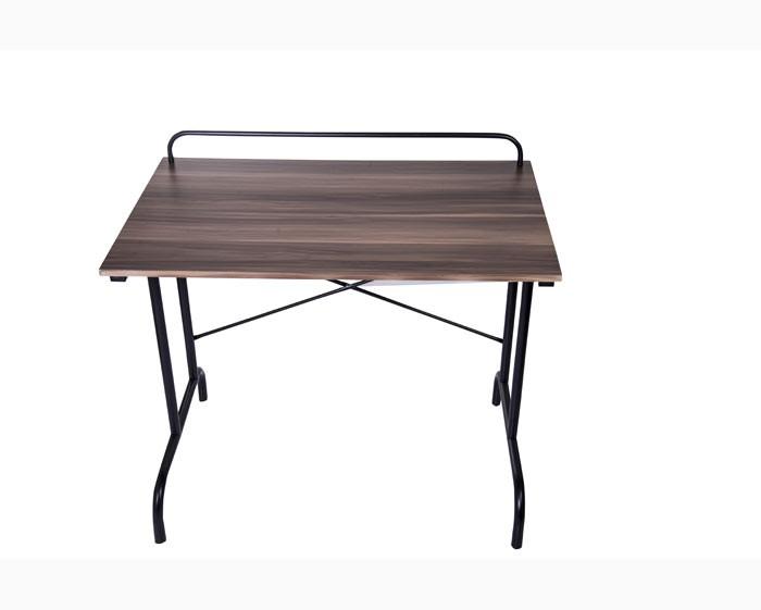 Escritorio y mueble auxiliar madera alkosto tienda online for Mueble escritorio