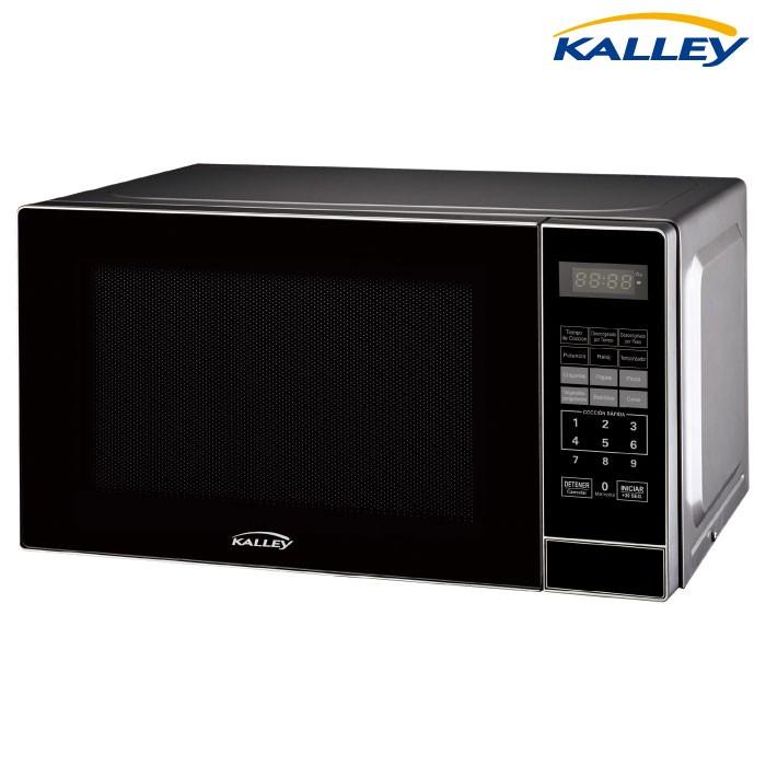 Horno microondas kalley k mw07n alkosto tienda online - Hornos multifuncion precios ...