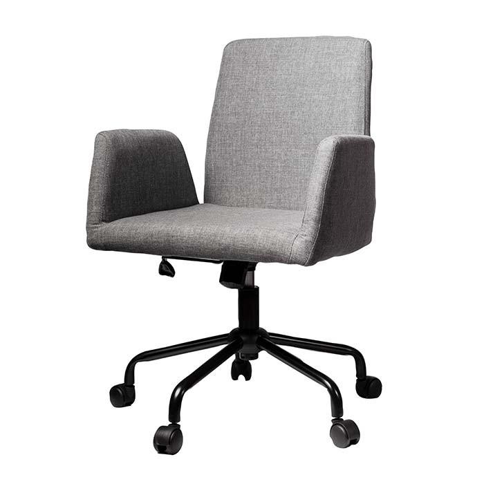Silla de oficina tukasa 2 155 gris alkosto tienda online for Sillas para oficina walmart