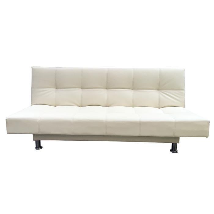 Sof cama tukasa pekin ecocuero beige alkosto tienda online for Sofa cama 190 ancho