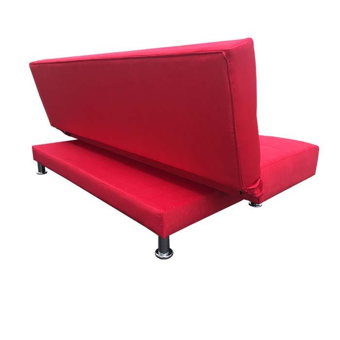 Sof cama tukasa pekin prisma rojo alkosto tienda online for Sofa cama 190 ancho
