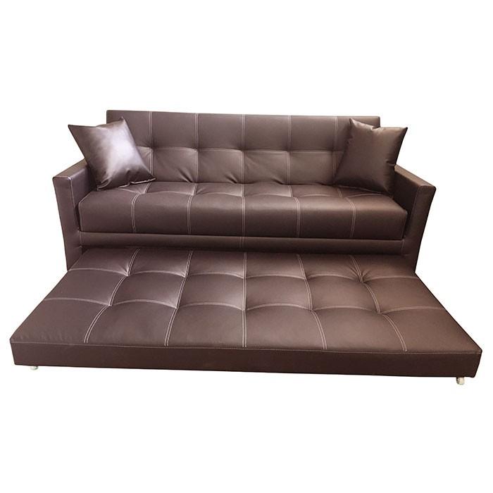 Sof cama tukasa veracruz ecocuero chocolate alkosto - Ver sofa cama ...