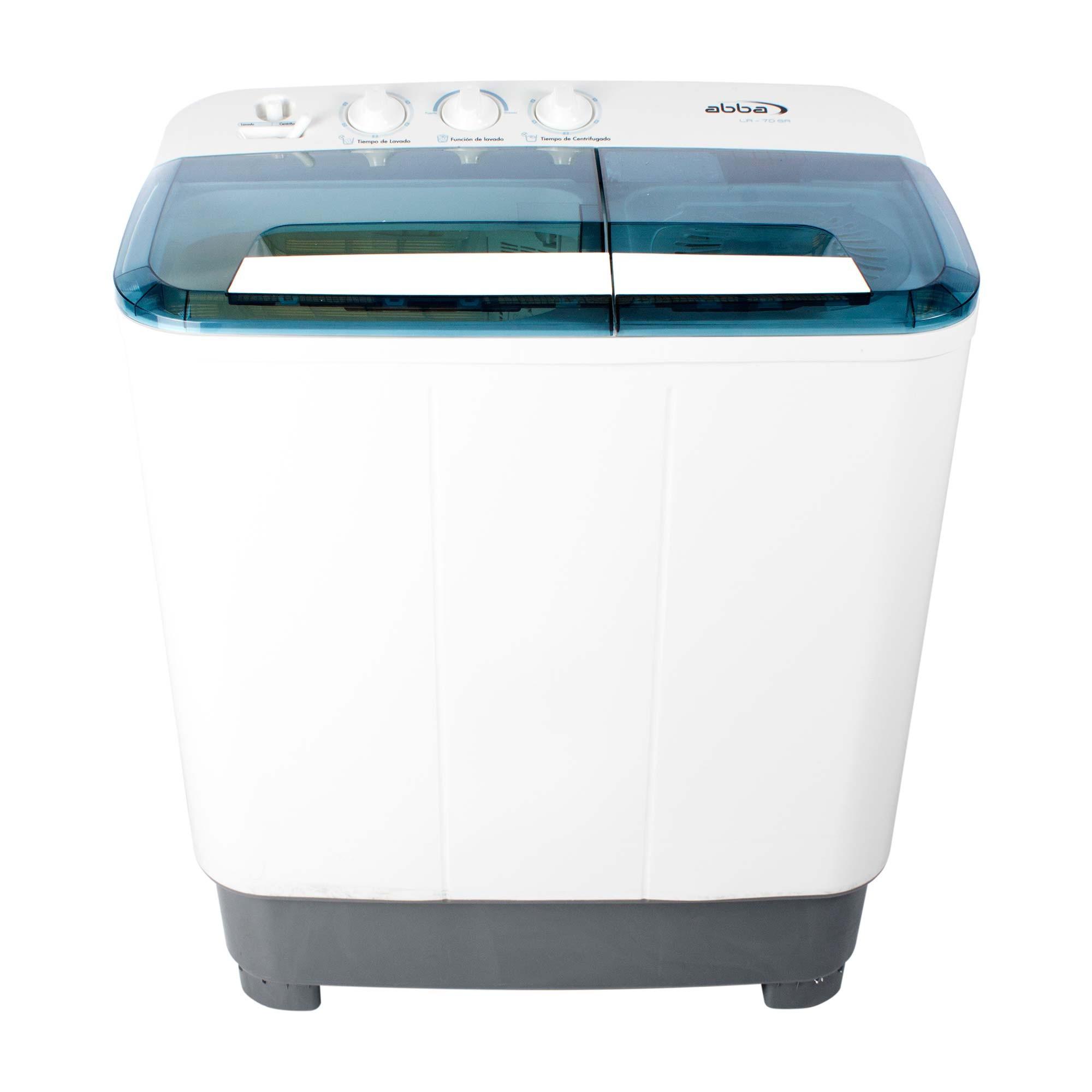 Lavadora Semi Automatica Abba 7kg La70sa B Blanco Alkosto Tienda  # Muebles Wilson Tulua